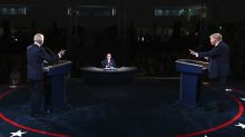 The Latest: 2nd presidential debate is officially canceled