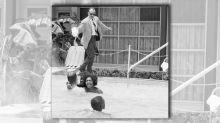 La historia detrás de la impactante foto que hace medio siglo se convirtió en símbolo de la segregación racial en EEUU