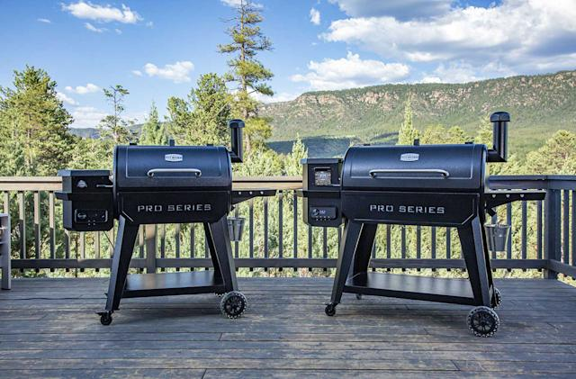 Pit Boss adds WiFi to its latest Pro Series pellet grills