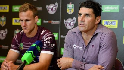 Cherry-Evans' big swipe at Manly over Barrett saga