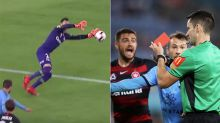 Keeper slammed after 'unbelievable' Sydney derby gaffe