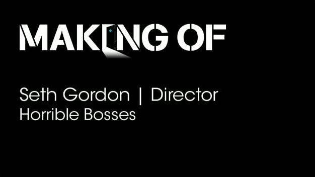 Director Seth Gordon Goes After 'Horrible Bosses'