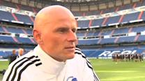 Underdogs FC Copenhagen prepare to play a troubled Real Madrid