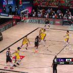 GAME RECAP: Rockets 113, Lakers 97