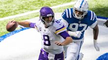 Kirk Cousins ripped by analysts for his awful performance vs. Colts