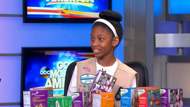 Girl Scouts Give Away Year Supply of Free Cookies