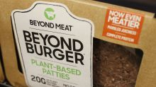 Beyond Meat earned a profit for the first time so the bears should probably shut up