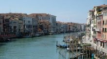 Venice locals plan party to celebrate cancelled cruises amid pandemic