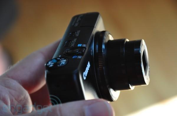 Canon's PowerShot lineup hands-on: the best of the rest