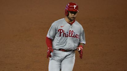 Phillies rookie's home run hard to believe