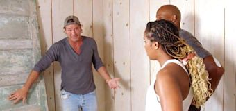 Newly Engaged Ty Pennington Tackles a Nature-Inspired Home Renovation on Battle on the Beach