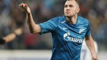 Foot - RUS - Russie : un triplé de Dziouba porte le Zénith, le Spartak Moscou ne lâche pas