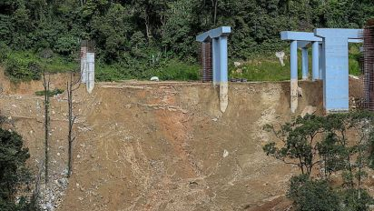 Latest Penang landslide wake-up call to stop all hillslope projects, say environmental group