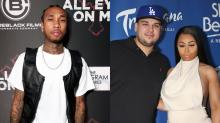 Tyga Warned Rob Kardashian About Blac Chyna, Says 'He Can't Handle Her'
