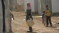 Desperate Syrian refugee families sell daughters into early marriage
