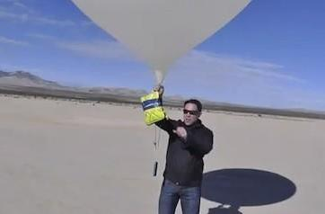 G-Form takes iPhone case drop testing to a new height: over 100,000 feet
