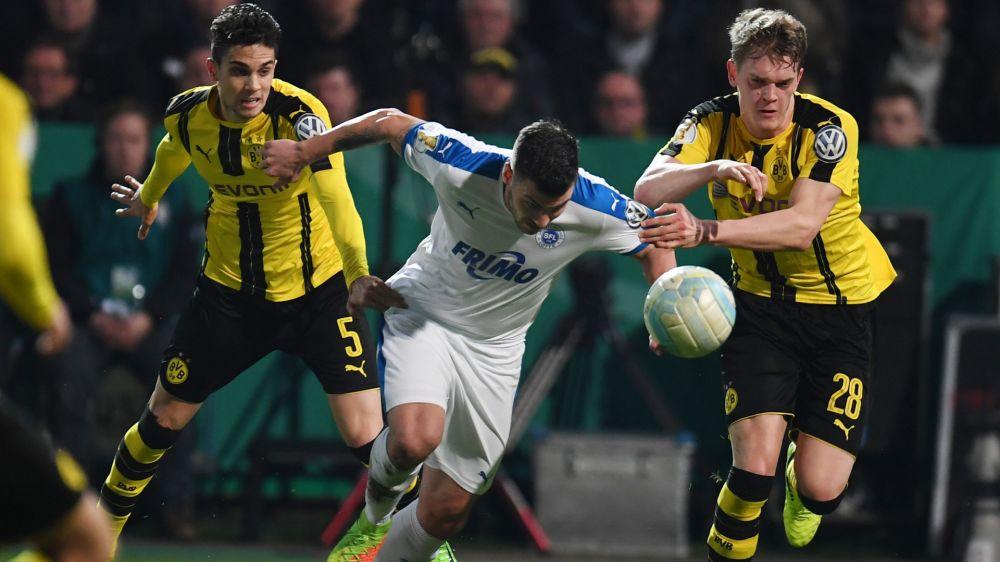 """Bartra: Bei Dortmund """"stimmt alles auf dem Platz"""""""
