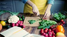 One in four British people can only cook three recipes, survey finds