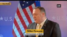 Mike Pompeo hails Indo-US relationship