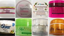 HSA recalls 18 cosmetic products, some with high levels of mercury