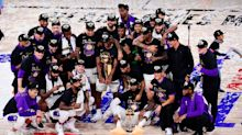 NBA Finals Reaction: The Los Angeles Lakers are your 2020 NBA champions