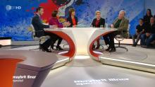 """Maybrit Illner: """"Volkstod, Invasoren, Umvolkung und Bevölkerungsaustausch sind ungünstige Begriffe"""""""