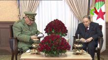 """L'armée algérienne veut """"empêcher"""" Bouteflika: une manoeuvre concertée avec le pouvoir?"""