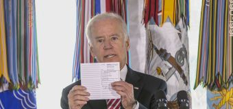 'Responsibility' won't be passed to 5th POTUS: Biden