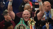 Tyson Fury will fight in London in December, confirms Frank Warren after Deontay Wilder plans are scrapped