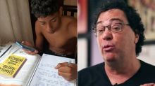 Jovem da base do Corinthians posta sobre 'ser antirracista' e recebe mensagem de Casagrande