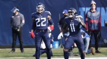 Tennessee Titans' projected win total for the 2021 season