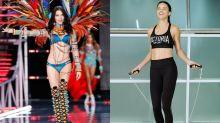 跳繩減肥最消脂!跟Victoria's Secret超模Adriana Lima練出魔鬼身材