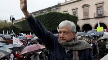 Leftist and young buck lead as Mexico parties make presidential picks