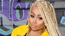 Blac Chyna​ Filmed Attacking Someone with Stroller