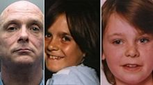 Babes in the Wood justice three decades later as 'monster' Russell Bishop gets life for double murder