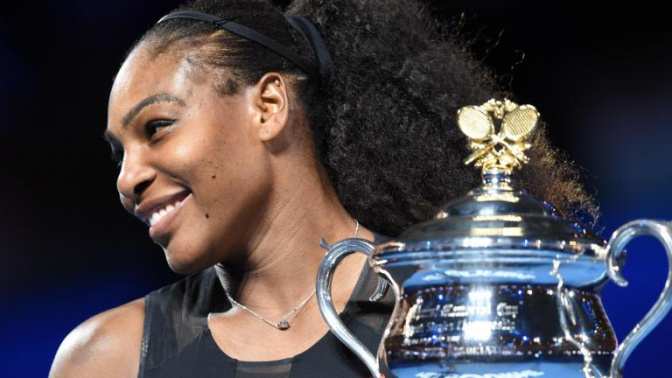 Serena Williams says her status as one of greatest athletes ever 'wouldn't be a question' if she were a man in Vanity Fair interview