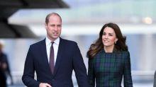 Kate Middleton rinde tributo a Escocia con look de hace siete años