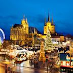 Touring Erfurt's Most Charming Christmas Markets