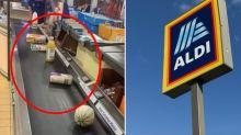 Aldi customer blasted after sharing 'genius' register hack