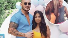 Pregnant MAFS star Cyrell Paule pranks Eden Dally