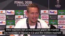 """Finale - De Jong : """"Le plus important, c'est l'équipe"""""""