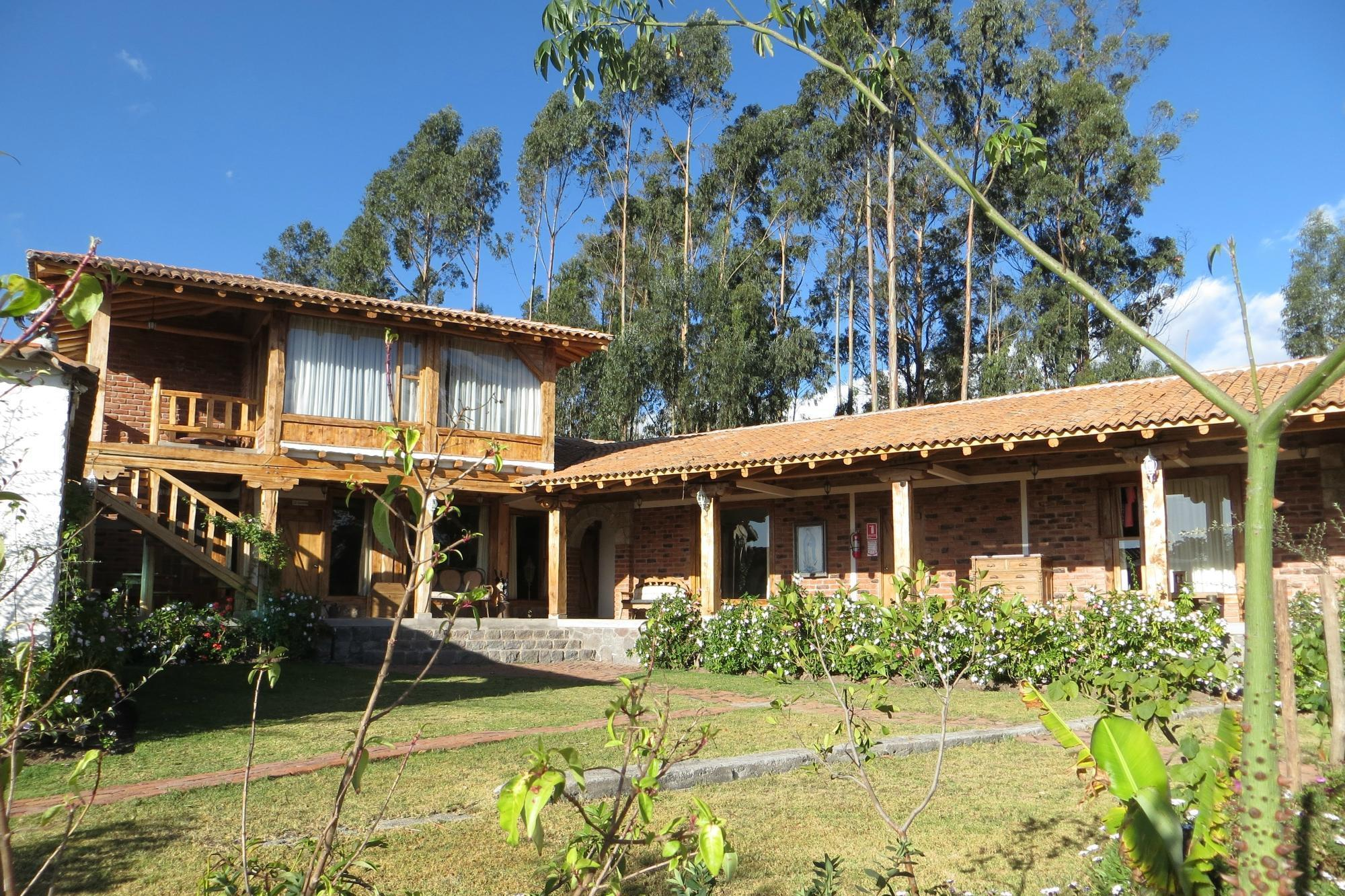 """Hotel Casa de Hacienda La Jimenita in Ecuador is careful to track energy use and educates guests on their practices either before or during their stay. They also have a set heating temperature to save energy, use window overhangs to keep the building cool and donate or reuse leftover materials among other things. You can find out more on their <a href=""""http://hotelcasadehaciendaquito.com/"""" target=""""_blank"""">website</a>."""