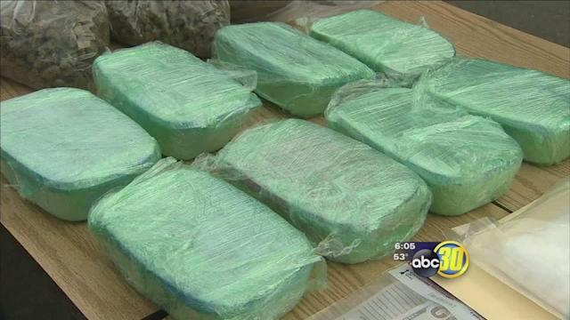 Sheriff says men posed as cops to steal meth in Madera County