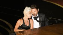 Lady Gaga says Bradley Cooper romance rumours were 'very silly' and Oscars performance was 'orchestrated'