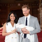 Meghan Markle and Prince Harry Just Shared the First Close-Up Photo of Baby Archie