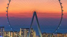 Don't look down! Dubai launches world's largest Ferris wheel