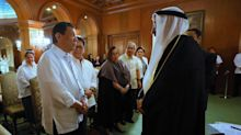 Duterte meets Kuwait ambassador in Davao City