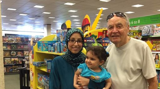 Muslim woman shares touching story of stranger's empathy, compassion