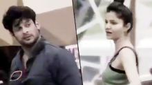 Siddharth Shukla & Rubina Dilaik get into ugly fight with each-other