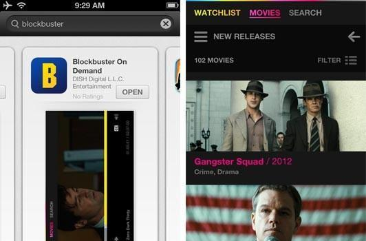 Blockbuster releases On Demand video streaming app for iOS